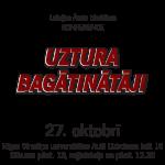 Rīga, 2016.gada 27.oktobris – Konference – Uztura bagātinātāji