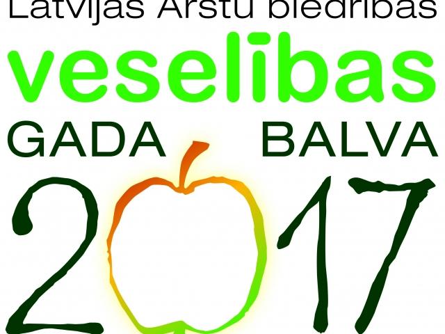 Veselības gada balva 2017