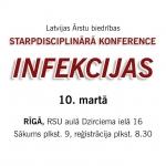 Starpdisciplinārā konference – 10.marts – Rīga
