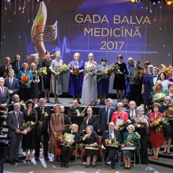 Svētki mediķiem un pacientiem
