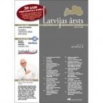 Latvijas Ārsts – 2018 Aprīlis