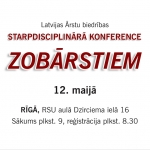12.maijā starpdisciplinārā konference zobārstiem – Rīgā