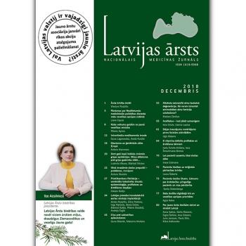 Latvijas Ārsts – 2018 Decembris