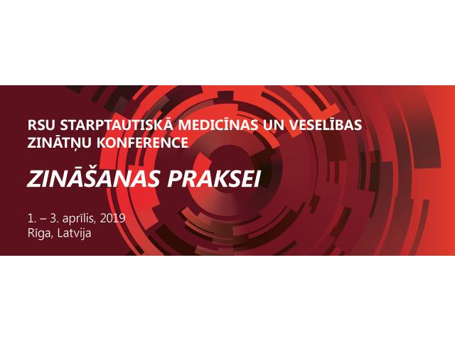 Rīgas Stradiņa universitāte aicina piedalīties Zinātnes nedēļā 2019