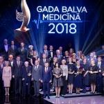 Gada balva medicīnā – īpaša pateicība mediķiem