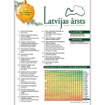 Latvijas Ārsts – 2019 Decembris